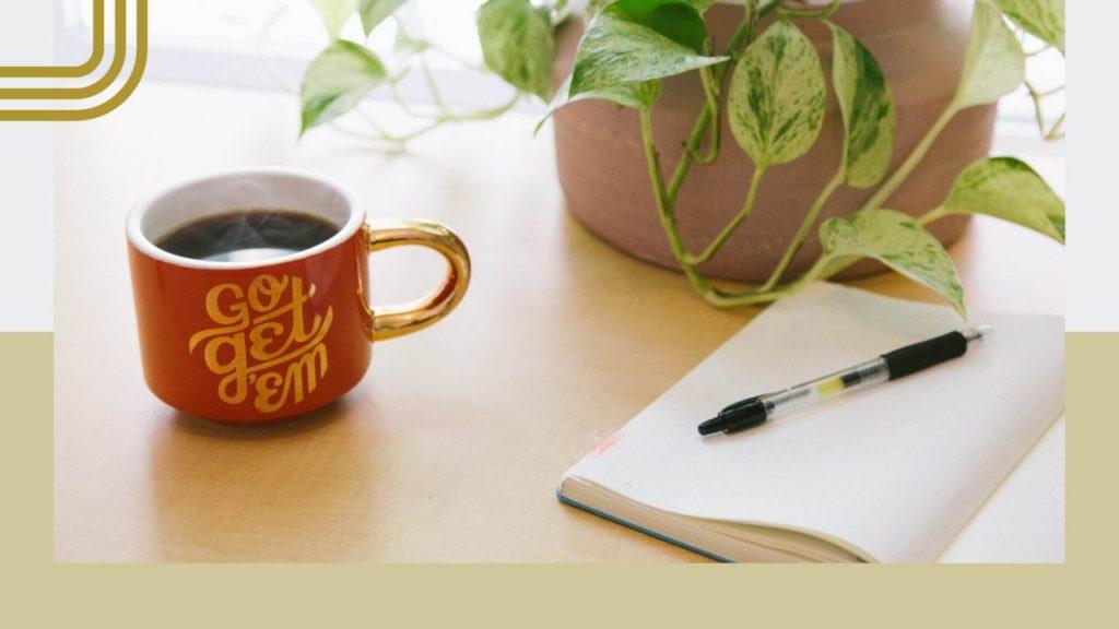Go Get Em Coffee Mug Desk