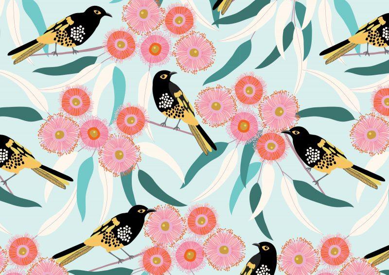 Jocelyn Proust Designs Australian Birds 2020 Calendar