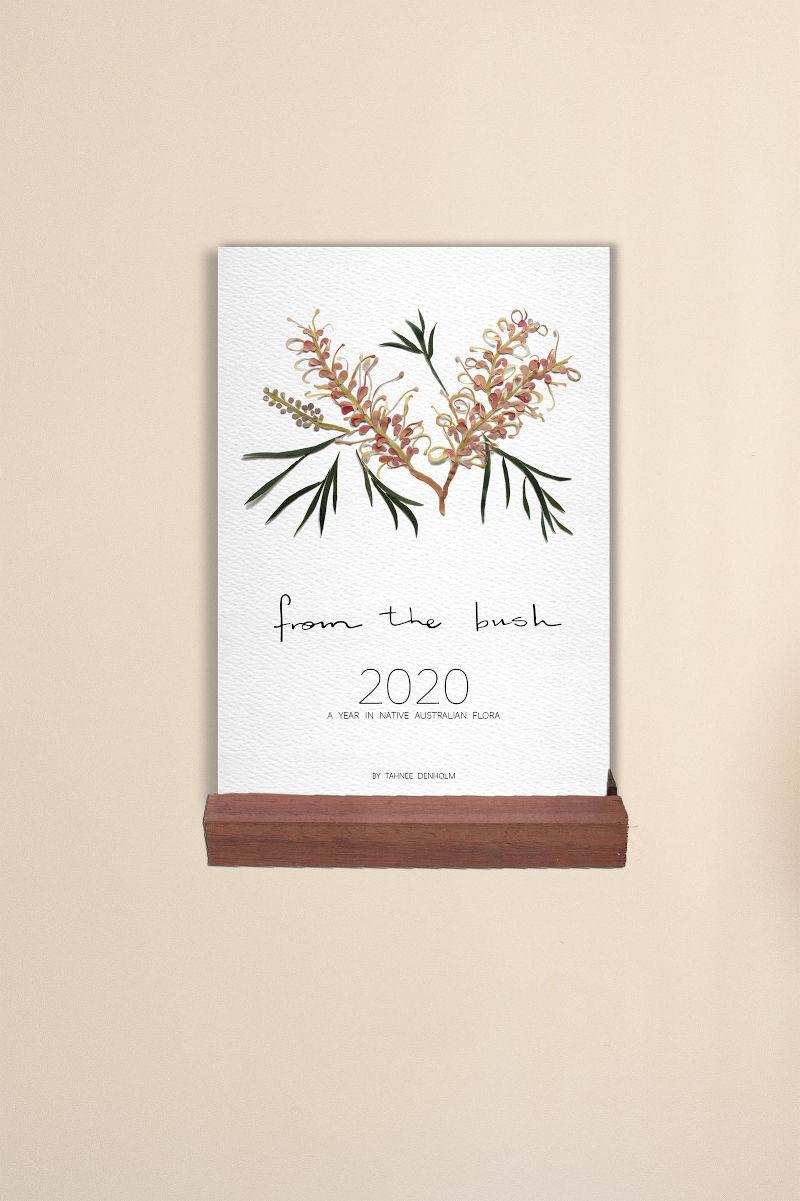 Tahnee Denholm 2020 Calendar